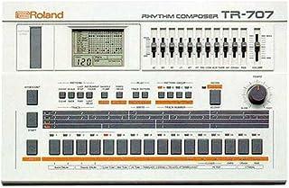 Roland TR-707 ドラムマシーン DRUM MACHINE ドラム音源 ローランド