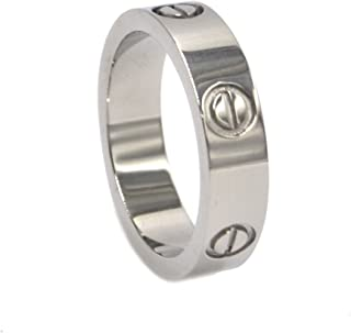 Luxrury Shine Stainless Steel Gold-Plated Love Ring
