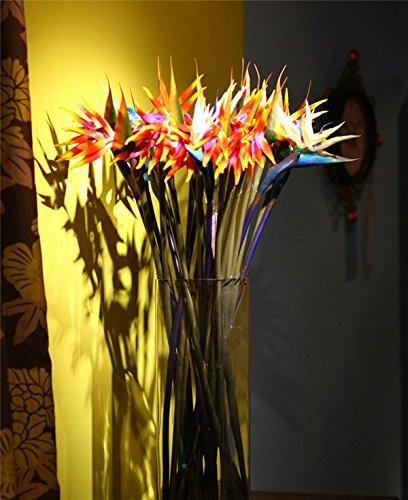 Bazaar Paradijsvogel, 31 inch, kunstbloemen, ramen, kantoor, thuis, decoratie