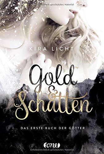 Gold und Schatten: Das erste Buch der Götter (Die Bücher der Götter - Dilogie, Band 1)