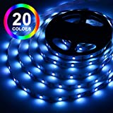 Zoom IMG-1 led striscia 5m rgb 5050