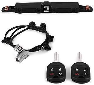 $144 » Remote Car Starter & Alarm Plug N Play RPO Kit Fits for 2011-2014 F-150 2011-2016 F-250 F-350 F-450 F-550 Remote Start Sys...