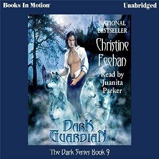 Dark Guardian audiobook cover art