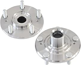 DRIVESTAR 44600S87A00x2 Pair:2 New Front Driver and Passenger Side wheel hub for Honda Acura