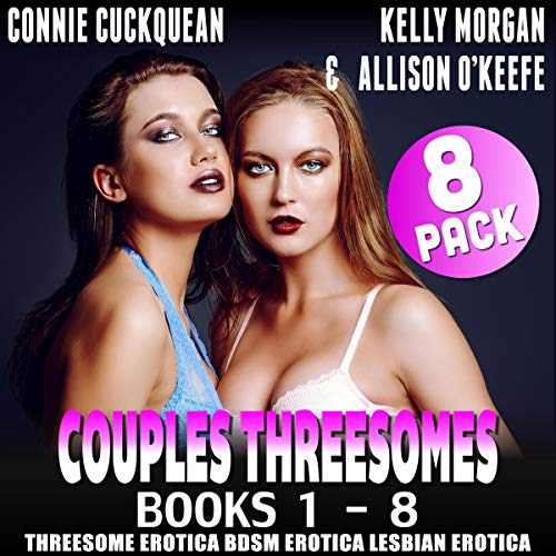 Couples Threesomes 8-Pack cover art