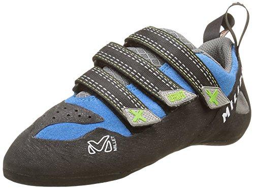 Millet LD Cliffhanger Zapatillas de Escalada para Mujer, Mujer, LD Cliffhanger, Amarillo/Azul,...