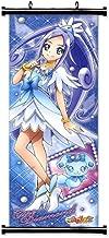Doki Doki Precure Anime Fabric Wall Scroll Poster (16 x 45) Inches