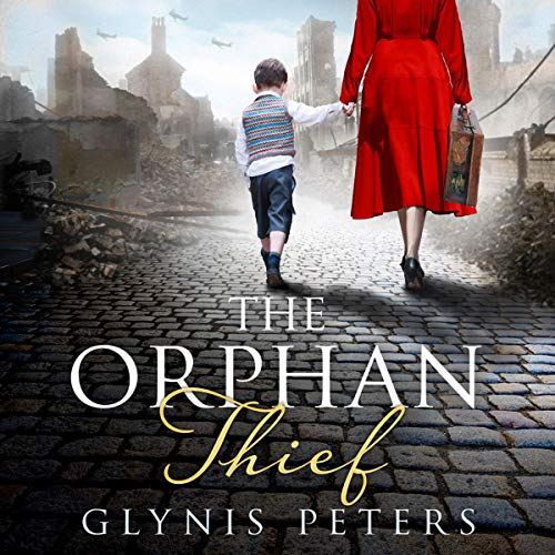 The Orphan Thief audiobook cover art
