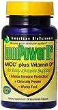American BioSciences ImmPowerD3 AHCC & Vitamin D3 Daily Immune Maintenance, Gluten-Free , 30 Count (Pack of 1)