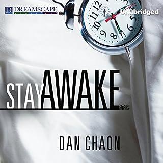 Stay Awake audiobook cover art