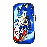 Astuccio Sonic Astuccio per matite Anime Sonic per stazionario Astuccio per matite per ragazze per ragazzi Sonic torna a materiale scolastico Astucci per cosmetici