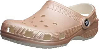 Crocs Men's and Women's Classic Metallic Clog