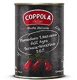 Coppola Tomates San Marzano DOP 400g (Caja de 12)