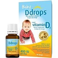 Ddrops 400 IU 90 Baby Drops