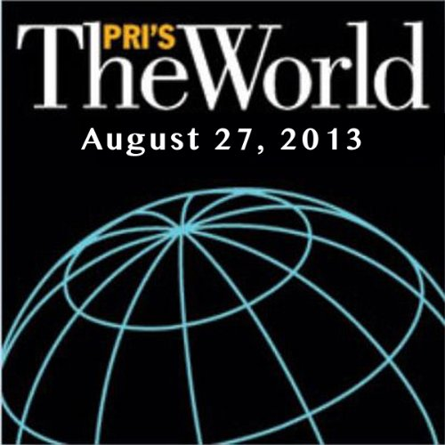 The World, August 27, 2013 cover art