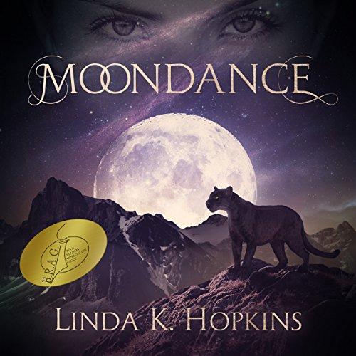 Moondance audiobook cover art