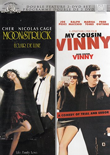 Moonstruck / My Cousin Vinny (Double Feature)