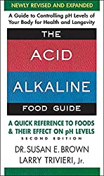 commercial Acid-Base Food Guide-Second Edition: A Quick Guide to Foods and Their Effects on pH … ph diet book