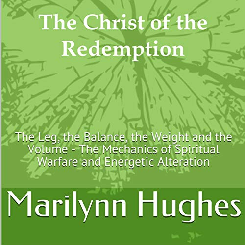 The Christ of the Redemption audiobook cover art