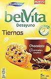 Belvita Soft Bakes Galletas con 5 Cereales y Chips de Chocolate, Enriquecidas con Hierro, Calcio y Magnesio, Pack de 5 x 4 Unidades, 250g