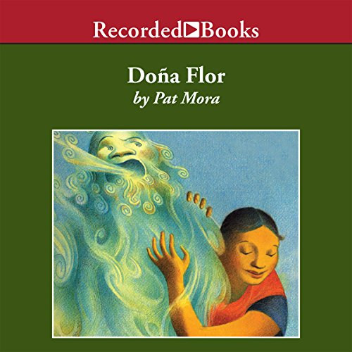 Dona Flor audiobook cover art