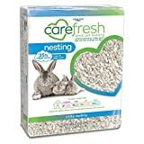 Carefresh White Nesting Small pet Bedding, 50L (Pack May Vary)