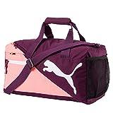 PUMA Uni Fundamentals Sports Bag XS Sporttasche, Dark Purple, 45 x 22 x 2.5 cm
