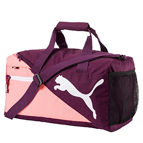 PUMA Fundamentals Sports Bag XS Sporttasche, Dark Purple, 40 x 22 x 20 cm (20l)