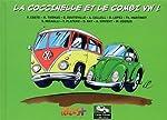 La Coccinelle et le Combi VW de Franck Coste
