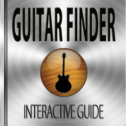 Guitar Finder (English Edition)