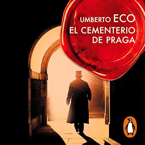 El cementerio de Praga [The Prague Cemetery] cover art