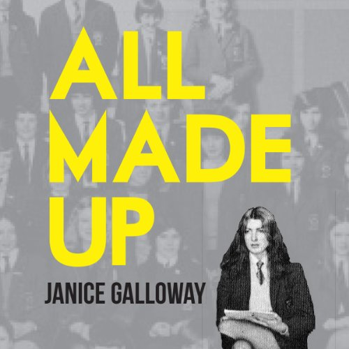 All Made Up audiobook cover art