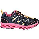 CMP Kinder Altak 2.0 WP Schuhe, Asphalt-Gloss, EU 36