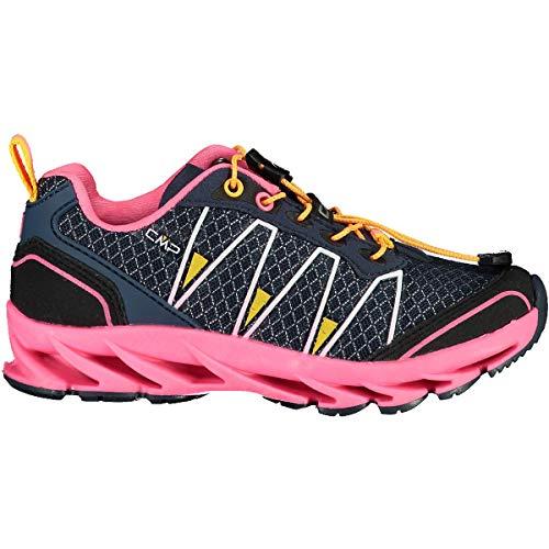 CMP Zapatillas deportivas unisex para niños ALTAK TRAIL WP 2.0 Trail Runnig Shoes, color Gris, talla 32 EU