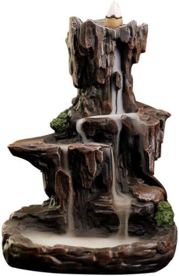 WALNUTA Milky Way Ceramic Waterfall Burner Backflow Incense Ince favorite Attention brand