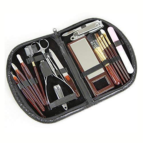 Nail Studio Set Unghie Pedikuereset Manicure Pedicure di Kanana (Pedicure)