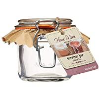 Kitchen Craft - Tarro hermético de cristal (200 g)
