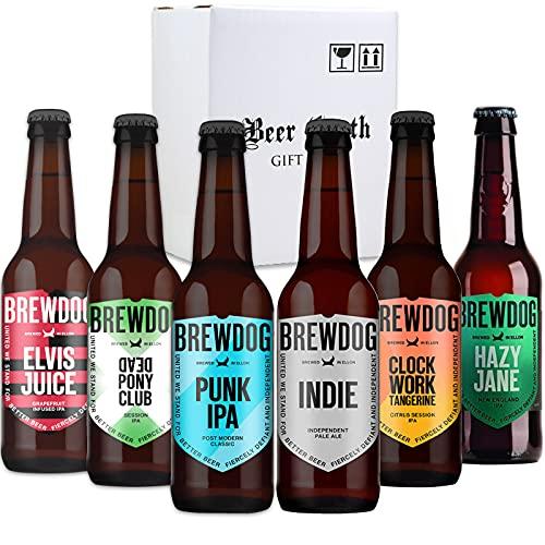 ホップの魔術師が造るビール ブリュードッグ BREWDOG [6種類] 飲み比べ6本 ギフトセット 【パンクIPA/デ...