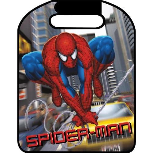 Marvel 1524242 Protezione Sedile Posteriore Spiderman
