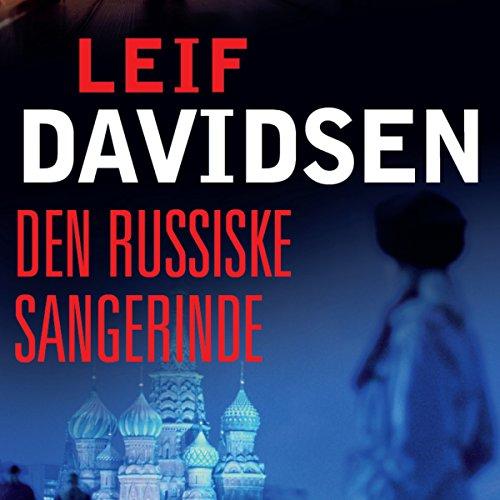Den russiske sangerinde audiobook cover art