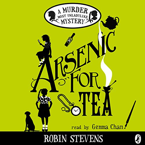 Arsenic for Tea cover art