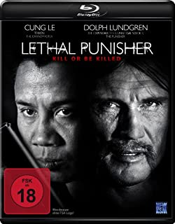 Lethal Punisher - Kill or be killed [Blu-ray]