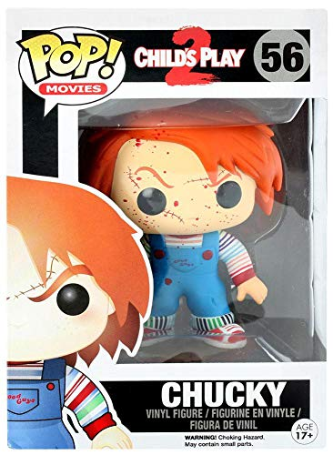 Funko 024796Pop Movies: Child 's 2Play Bloody Chucky 56Vinilo Figure