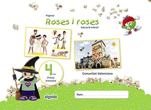 Projecte Roses i roses. Educació Infantil. 4 anys. Primer Trimestre (Palomitas de maíz)