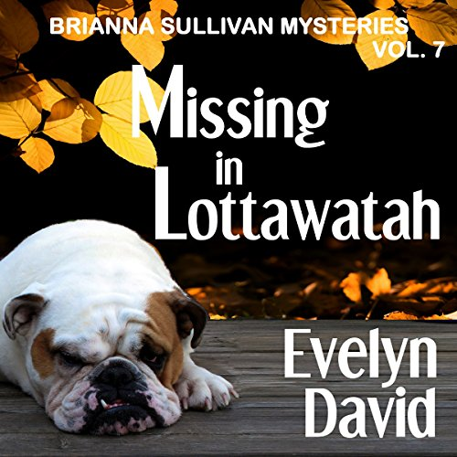Missing in Lottawatah audiobook cover art