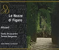 Mozart: Le Nozze Di Figaro (1998-08-25)