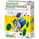 4M 3782 Green Science Solar Rover Kit DIY Solar Power, Eco-Engineering Stem Toys Educational Gift...