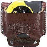 Occidental Leather 5037 Leather High Mount Large Tape Holder for 3' Work Belt