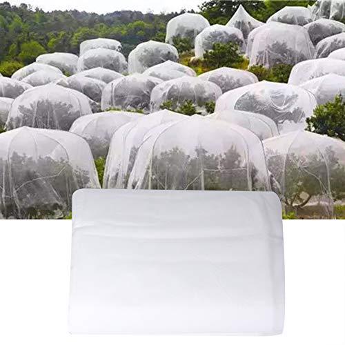 Yisentno Malla para Control de plagas de Plantas, Red Repelente de pájaros, 56,3 x 8,3 Pulgadas para Jardines, Agricultura