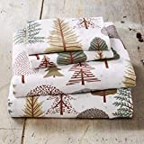 Extra Soft 100% Turkish Cotton Flannel Sheet Set. Warm, Cozy, Luxury Winter Bed Sheets. Stratton...